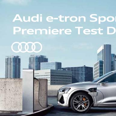 Audi広島様 | 新聞広告、DM